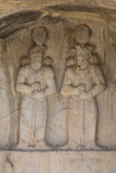 Shapur II and III