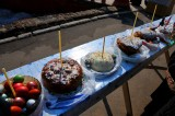 Orthodox Easter Cakes Wait for Blessing