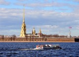 Vistas of Neva River