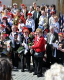 Veterans Celebrate World War II Victory Day of 9 May