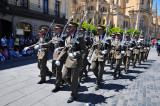 Royal Guards in Segovia