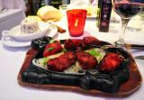 Classic Spanish Dish, Mesquite Chicken