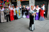 Fest of St.Isidro in Madrid