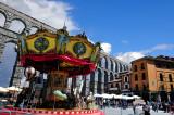 Naughty Kids Caroucel In Segovia