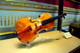 Stradivarius Collection in Royal Palace, Madrid
