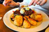 Mini Steak in Jurrasco Style