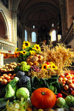 Autumn Motives in Trier Cathedral