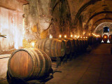 800 Year Old Cellars of Steinberger Monastery
