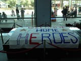 Dad's Honor Flight Homecoming 2013