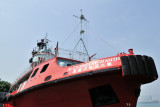 船頭及旗桿