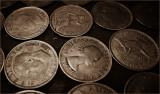 Old Australian Pennies