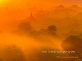 Bagan Mystical Sunset