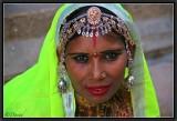 Black Eyes. Jaisalmer.