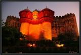 The Strange Towers of Khejerla Fort.