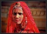 The Red Veil. Jaisalmer.