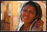 In the Bazaar of Jaisalmer.