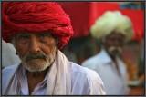 Portrait of a Farmer. Jojawar.