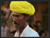 The Yellow Turban. Jojawar.