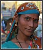 In Pushkar.