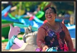 Smile and Laugh are never far on a Balinese's Face.