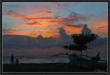 Sunset in Segara (West Coast).