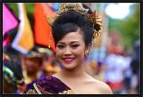 Bali Arts Festival. Opening Parade. Denpasar.