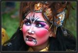 An Actress. Denpasar.