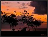 Sunset at Segara.