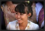 A Smile from Bali. Sakenan.