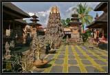 Saraswati temple. Ubud.