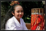 The Young Drummer-Girl. Denpasar.