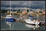Back to Harbour. Concarneau.
