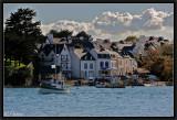 Sainte-Marine. Afternoon light.