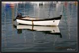 The White Boat. Concarneau.