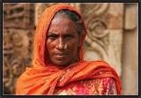 Indian Elegance. Qutub Minar.