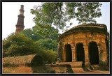 Qutb Minar. Delhi.