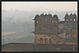 A misty afternoon - Orchha.