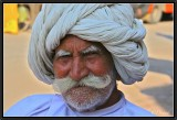 The White Moustache. Jojawar.