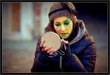 Make-Up in the Street.
