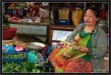 Talat Khua Din. (Vientiane Fresh Market).