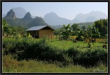The Hills of North Laos.