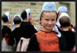 Young Member of Cercle Celtique de Combrit.