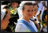 A Miss wearing the headdress of Concarneau.