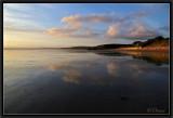 Low Tide/Sunset light. Kerlaz.