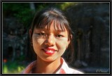 A Burmese Smile. Hpa Win Daung.