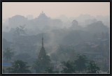 Rangoon. Morning Mist.