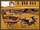 Le Grand Café. Siem Reap.
