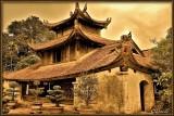 But Thap Pagoda. Tonkin.
