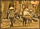 Going to the Market.