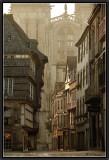 Cathédrale/rue Kéréon.